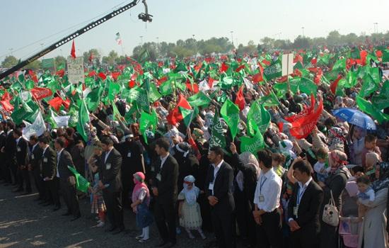 İstanbul Kazlıçeşme Meydanı Peygamber Sevdasıyla Coştu 6