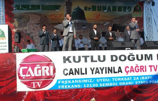 İstanbul Kazlıçeşme Meydanı Peygamber Sevdasıyla Coştu 7