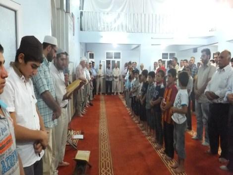 Kadir Gecesi Çınar'daki Camilerde  İhya Edildi 4