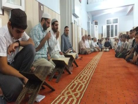 Kadir Gecesi Çınar'daki Camilerde  İhya Edildi 6