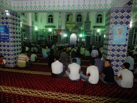 Kadir Gecesi Çınar'daki Camilerde  İhya Edildi 7