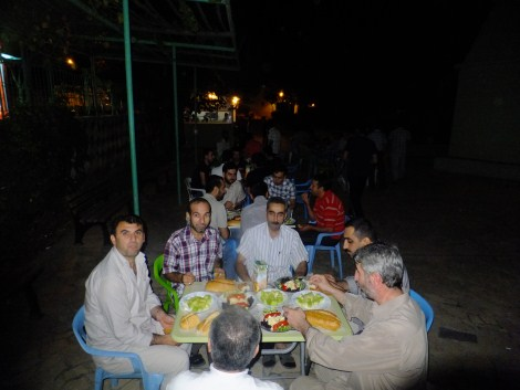 Kadir Gecesi Çınar'daki Camilerde  İhya Edildi 8