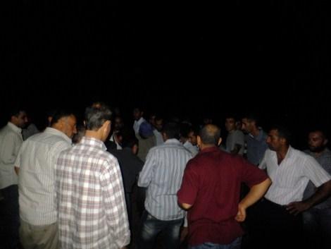 Çınar'da Gökten Esrarengiz Cisim Düştü 4