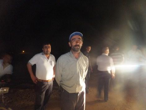 Çınar'da Gökten Esrarengiz Cisim Düştü 7