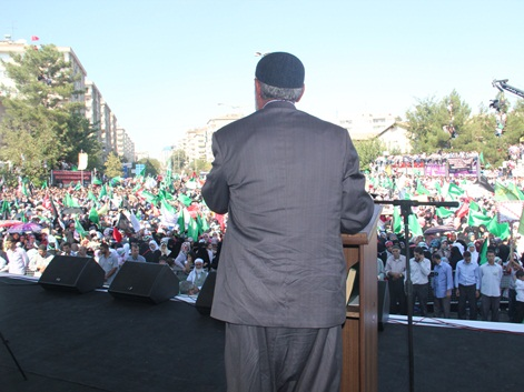 Diyarbakır Peygambere Sadakat Mitingi Peygamber Sevdalıları Platformu 25