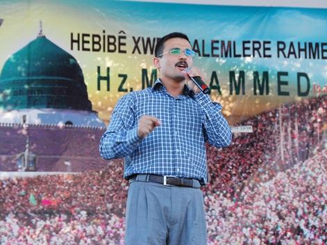 Diyarbakır Peygambere Sadakat Mitingi Peygamber Sevdalıları Platformu 30