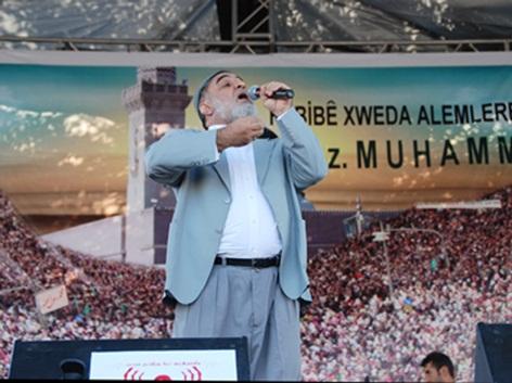 Diyarbakır Peygambere Sadakat Mitingi Peygamber Sevdalıları Platformu 33