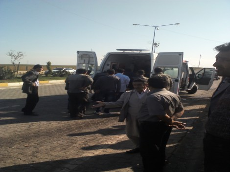 Çınar`da Trafik Kazası: 1 Ölü 2