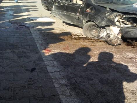 Çınar`da Trafik Kazası: 1 Ölü 4