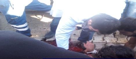 Çınar`da Trafik Kazası: 1 Ölü 9