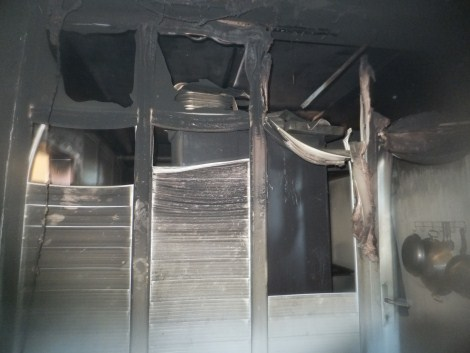 Çınar Devlet Hastanesinde Yangın 10