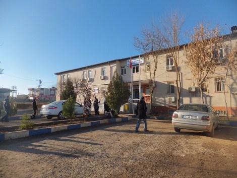 Çınar Devlet Hastanesinde Yangın 13