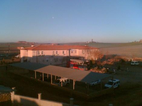 Çınar Devlet Hastanesinde Yangın 17