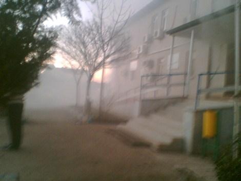 Çınar Devlet Hastanesinde Yangın 20