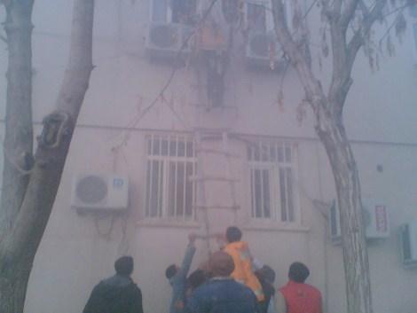 Çınar Devlet Hastanesinde Yangın 21