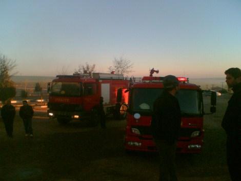 Çınar Devlet Hastanesinde Yangın 24