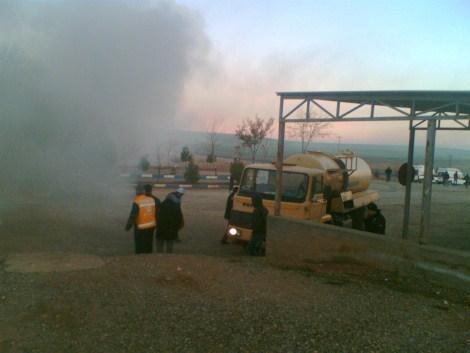 Çınar Devlet Hastanesinde Yangın 28