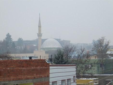 Çınar'da Kar Yağdı 10