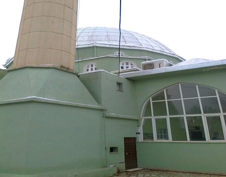 Çınar'da Caminin Elektrik Kabloları Çalındı 4