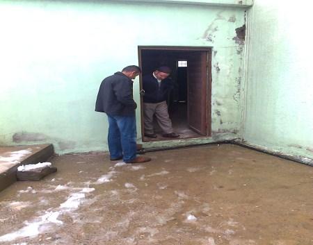 Çınar'da Caminin Elektrik Kabloları Çalındı 5