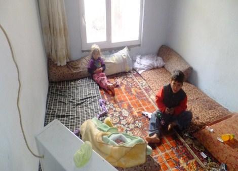 Çınar Şefkat Der`den Suriyeli Mültecilere Yardım 22