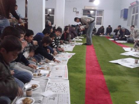 Çınar'da Mevlid Kandili Camilerde İhya Edildi 1