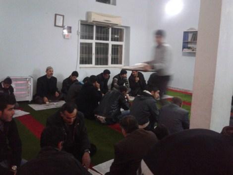Çınar'da Mevlid Kandili Camilerde İhya Edildi 3