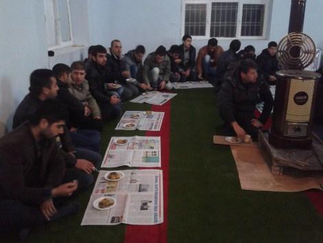 Çınar'da Mevlid Kandili Camilerde İhya Edildi 4
