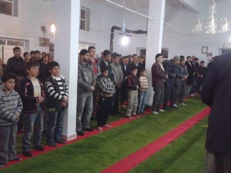 Çınar'da Mevlid Kandili Camilerde İhya Edildi 5