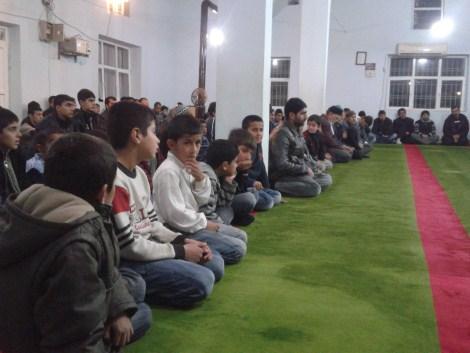 Çınar'da Mevlid Kandili Camilerde İhya Edildi 6