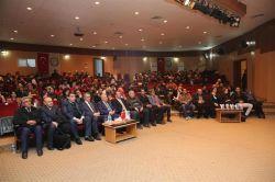 'Iğdır Tarihinde Urartu İzleri' konulu konferans