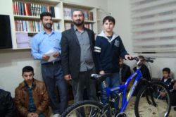 Birecik'te Siyer Sınavı'nda dereceye girenlere ödül verildi foto