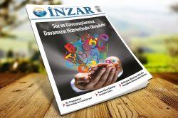 İnzar Dergisi Nisan 2016 sayısı çıktı