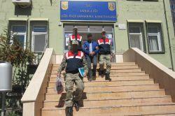 Diyarbakır'ın Eğil ilçesindeki baz istasyonlarında hırsızlık yapan kişi tutuklandı foto