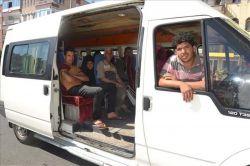Çalışma izinleri olmayan Suriyeliler geri gönderildi foto