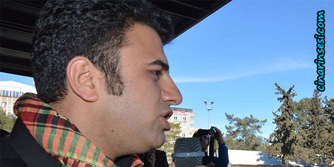 DBP Mardin İl Başkanı Ömer Öcalan gözaltına alındı