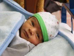Bebek ölüm hızı azaldı