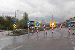 Van Edremit'te mahkemelik yol bir türlü trafiğe açılamıyor