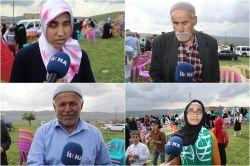 Yüceköylüler Muhammedî aşklarını paylaştılar video foto