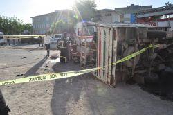 Batman'da trafik kazası: 1 ölü 1 yaralı