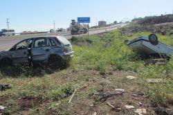 Şanlıurfa'nın Siverek ilçesinde trafik kazası: 4 yaralı video foto