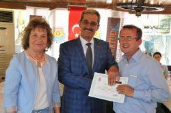 Tarsus'ta Cezerye, Humus ve Şalgam Yarışması yapıldı foto