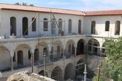 Tarihi Barutçu Hanı restorasyona alındı foto