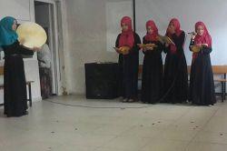 Batman Turgut Özal İmam Hatip Ortaokul öğrencilerinden kutlu doğum etkinliği foto