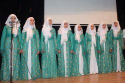 Kızıltepe İbrahim Özmen İmam Hatip Ortaokulundaki kutlu doğum etkinliğinde öğrenciler sahne aldı foto