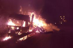 Mersin TEM Otoyolunda kaza: 1 ölü 3 yaralı foto