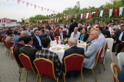 Ali Dede Hayratında binlerce kişi araya geldi foto
