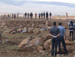 Sevindik köyü sakinleri ile zabıtalar arasında arbede: 7 yaralı video-foto