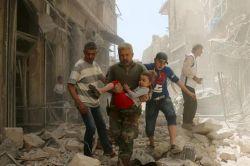 Halep'te insanlık dramı artıyor video