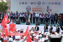 Memur-Sen 1 Mayıs'ı kutladı foto